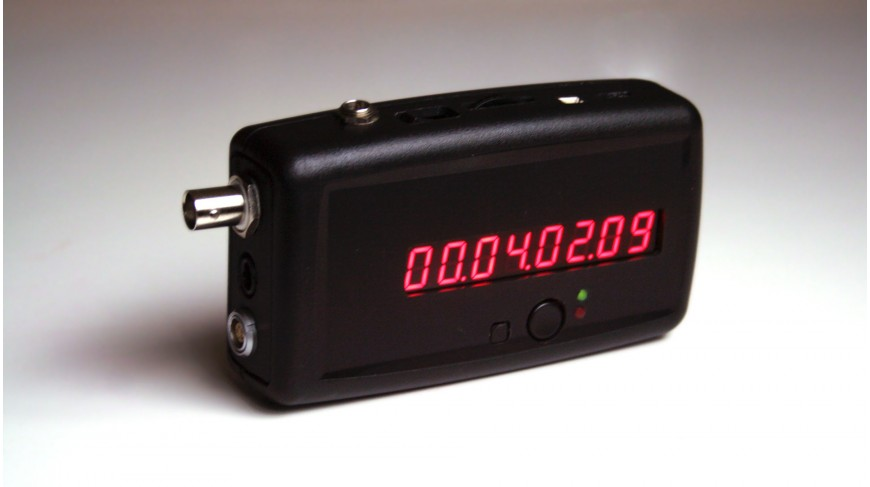 FUZE Ti: DAGR and PEQ-2 Portable Timecode Generators