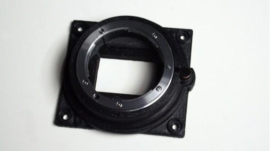 Nikon F Lens Mount