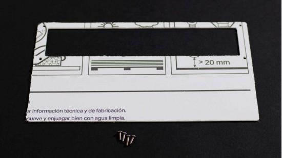 "FDC 0.06"" Plexiglass Front Compact"