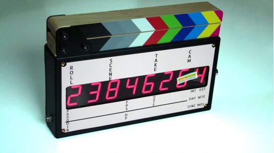 MRE Timecode Generator Slate (Refurb)