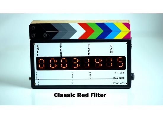 MRE BWL Timecode Generator Slate